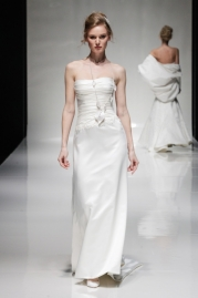 Alan Hannah Wedding Dress Angelina