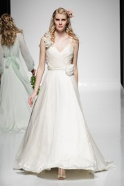 Alan Hannah Wedding Dress Azura