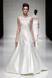 Alan Hannah Wedding Dress Cecile