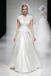 Alan Hannah Wedding Dress Clementine