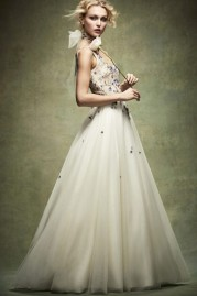 Alan Hannah Wedding Dress Enchanted Garden