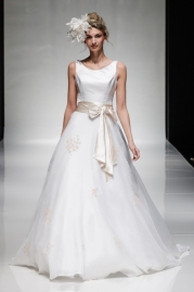 Alan Hannah Wedding Dress Fleur