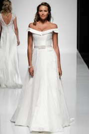 Alan Hannah Wedding Dress Fredrica