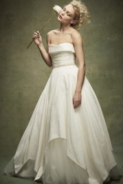 Alan Hannah Wedding Dress Gabriella