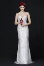 Alan Hannah Wedding Dress Holliday