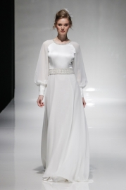 Alan Hannah Wedding Dress Olympia