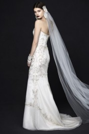 Alan Hannah Wedding Dress Simone