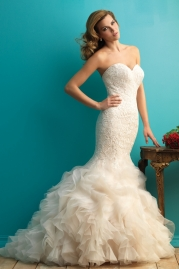 Allure Bridals Wedding Dress 9254