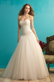 Allure Bridals Wedding Dress 9256
