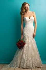 Allure Bridals Wedding Dress 9257
