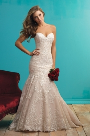 Allure Bridals Wedding Dress 9261
