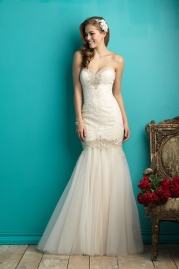 Allure Bridals Wedding Dress 9263