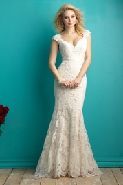 Allure Bridals Wedding Dress 9264