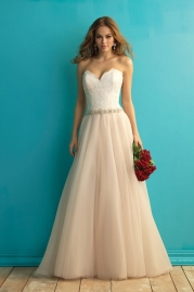 Allure Bridals Wedding Dress 9269