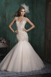 Allure Couture Wedding Dress C343