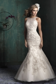 Allure Couture Wedding Dress C344