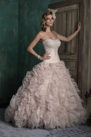 Allure Couture Wedding Dress C347