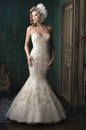 Allure Couture Wedding Dress C348