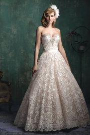 Allure Couture Wedding Dress C349