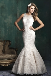 Allure Couture Wedding Dress C350