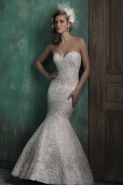Allure Couture Wedding Dress C351