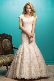 Allure Modest Wedding Dress M540