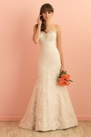 Allure Romance Wedding Dress 2850