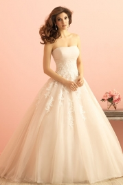 Allure Romance Wedding Dress 2852