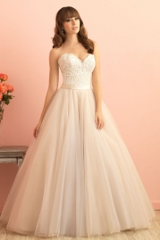 Allure Romance Wedding Dress 2853