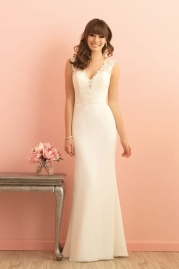 Allure Romance Wedding Dress 2857