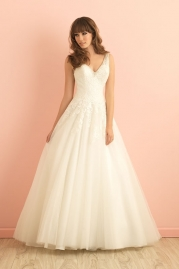Allure Romance Wedding Dress 2860