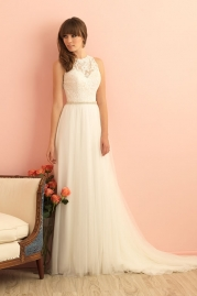 Allure Romance Wedding Dress 2863