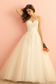 Allure Romance Wedding Dress 2867