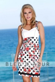 BLUE D AZUR Amor Dress