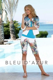 BLUE D AZUR Andrea Jacket & Circa Pants