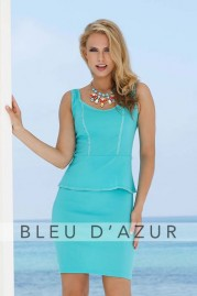 BLUE D AZUR Ariana Dress