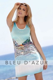 BLUE D AZUR Caprese Dress