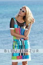 BLUE D AZUR Cozumel Dress