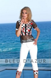 BLUE D AZUR First Top & Lolita Pants
