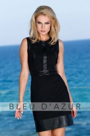 BLUE D AZUR Jennifer Dress