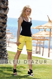 BLUE D AZUR Kiss Top & Amy Pants