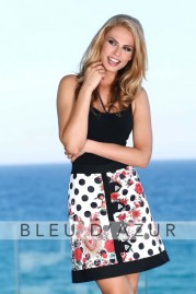 BLUE D AZUR Kiss Top & Belle Skirt