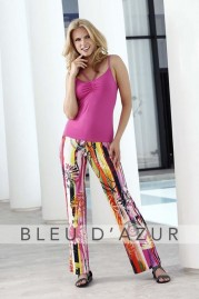 BLUE D AZUR Kiss Top & Vanille Pants