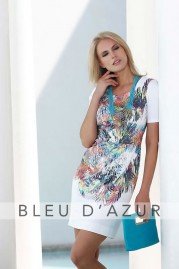 BLUE D AZUR Lauren Dress