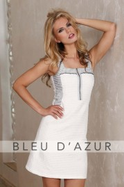BLUE D AZUR Louiseville Dress
