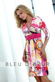 BLUE D AZUR Malaga Dress