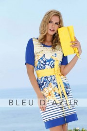 BLUE D AZUR Norouz Dress