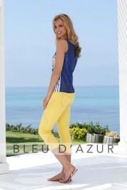 BLUE D AZUR Ostara Top & Alysse Pants