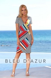 BLUE D AZUR Saleya Dress