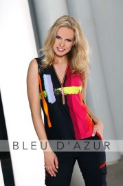 BLUE D AZUR Topaze Top